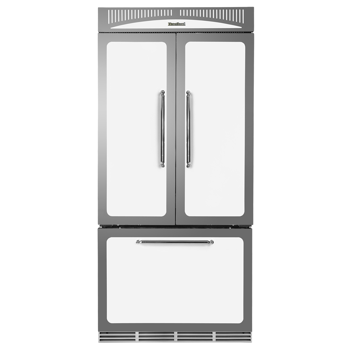 Heartland Classic French Door Refrigerator - White